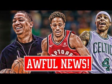 DeMar DeRozan should be MAD! Tyronn Lue WALKS AWAY! Isaiah Thomas Back to the CELTICS?! | NBA News