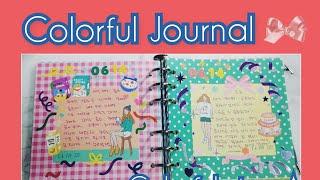 colorful journal#아이코닉- 마프 리무버블…