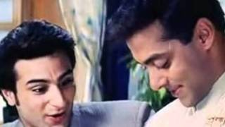 Yeh To Sach Hai Ki Bhagwan Hai [Full Song] (HD) With Lyrics - Hum Saath Saath Hain