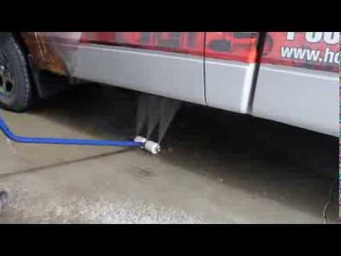 Undercarriage Cleaner Youtube