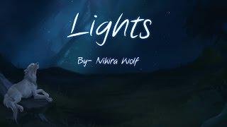 Anime Wolves-Lights