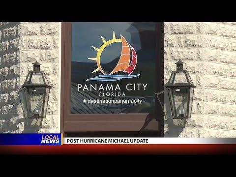 Destination Panama City Post Hurricane Michael Update