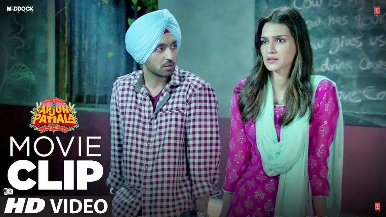 Family Se Kab Mila Rahe Ho? | Arjun Patiala | Movie Clip | Diljit Dosanjh, Kriti Sanon, Varun Sharma