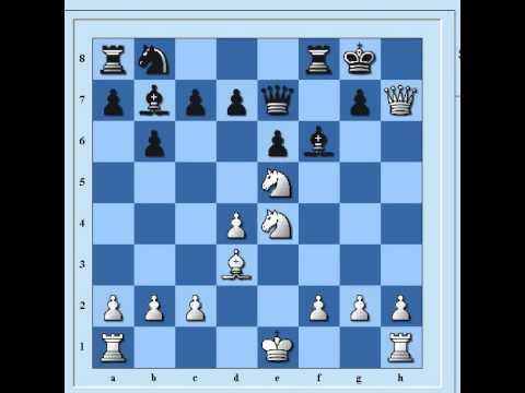 شطرنج دفاع هولندي مالحل