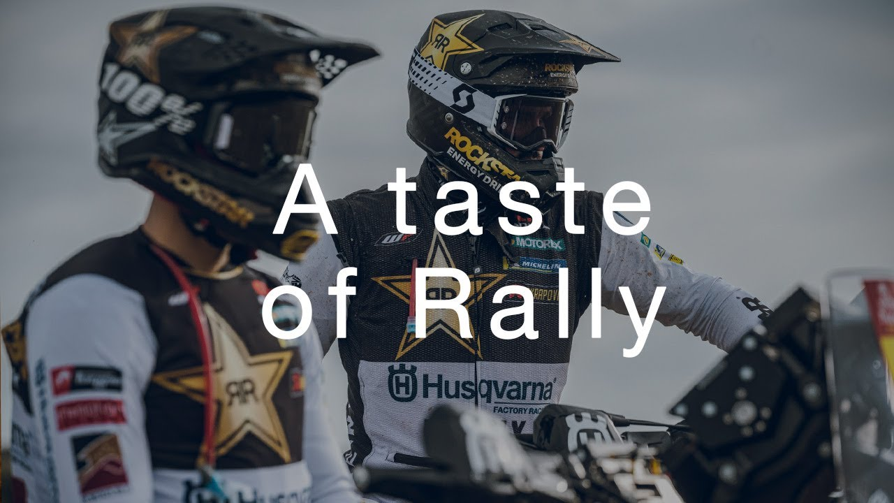 Rockstar Energy Husqvarna Factory Racing Rally Team | Husqvarna Motorcycles