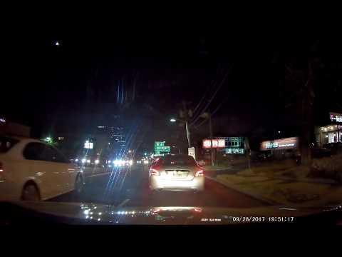 Pruveeo C2 Dash Cam Night 1080p 60fps