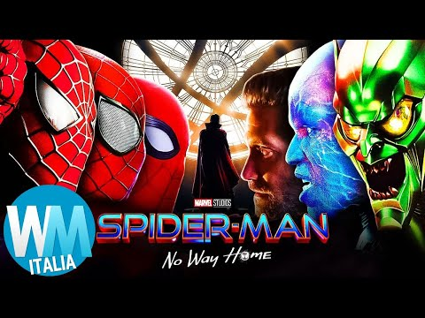 Top 5 DETTAGLI che NON AVETE NOTATO nel TRAILER di SPIDER-MAN!