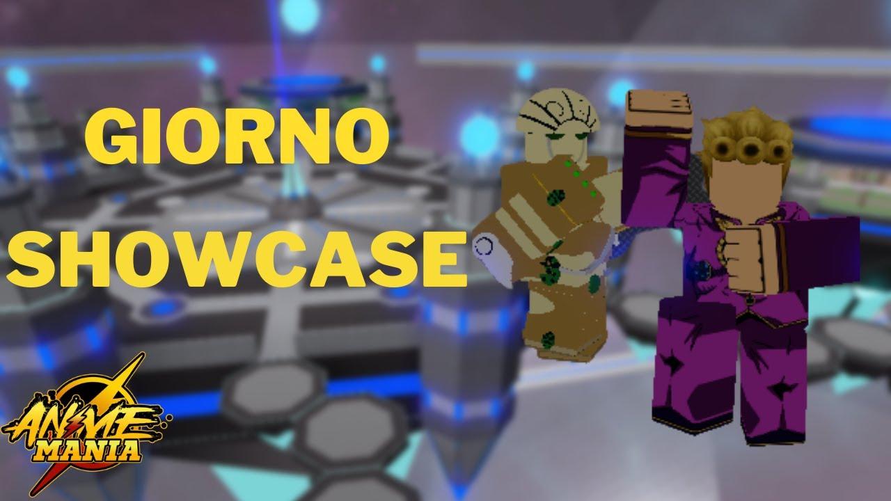 Download Anime Mania Gio Gio (Showcase)