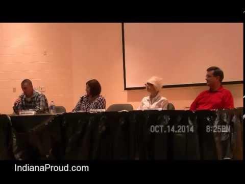 Salem School Board Candidates - Salem, Indiana - 2014 Election