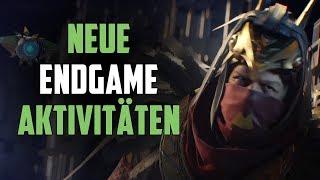 Destiny 2 Fluch des Osiris | 2te Stream Zusammenfassung | Neue Aktivitäten