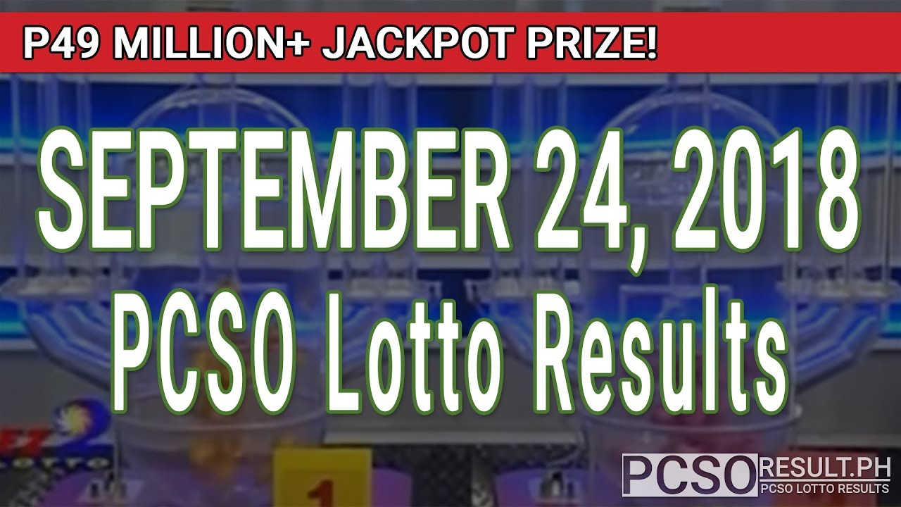 Consolation prizes for pcso lotto