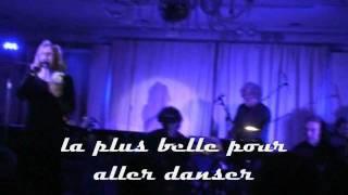 Sylvie Vartan - La Plus Belle Pour Aller Danser (July 27, 2011)