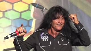 Anthrax@Parc Can Zam - Got The Time (©) Rock Fest 17/7/2016 Santa C...