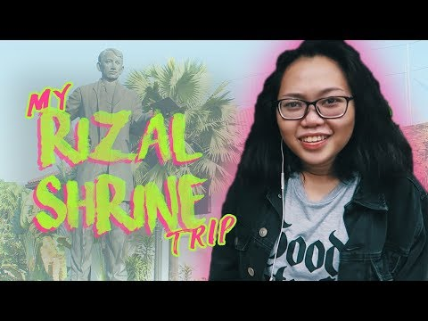 MY TRIP TO RIZAL SHRINE DAPITAN CITY!!!