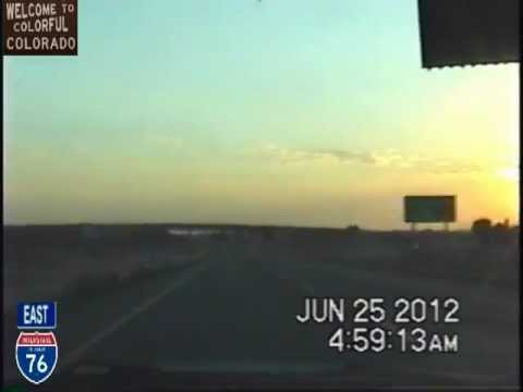 Denver CO to Milwaukee WI Time Lapse Drive