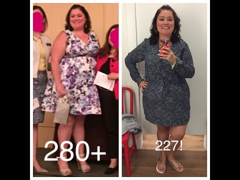week 14 and 15 Post VSG surgery  50 Pounds down!!
