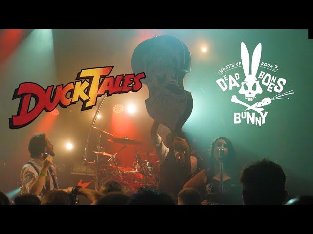 DuckTales (bande à Picsou) - Dead Bones Bunny cover
