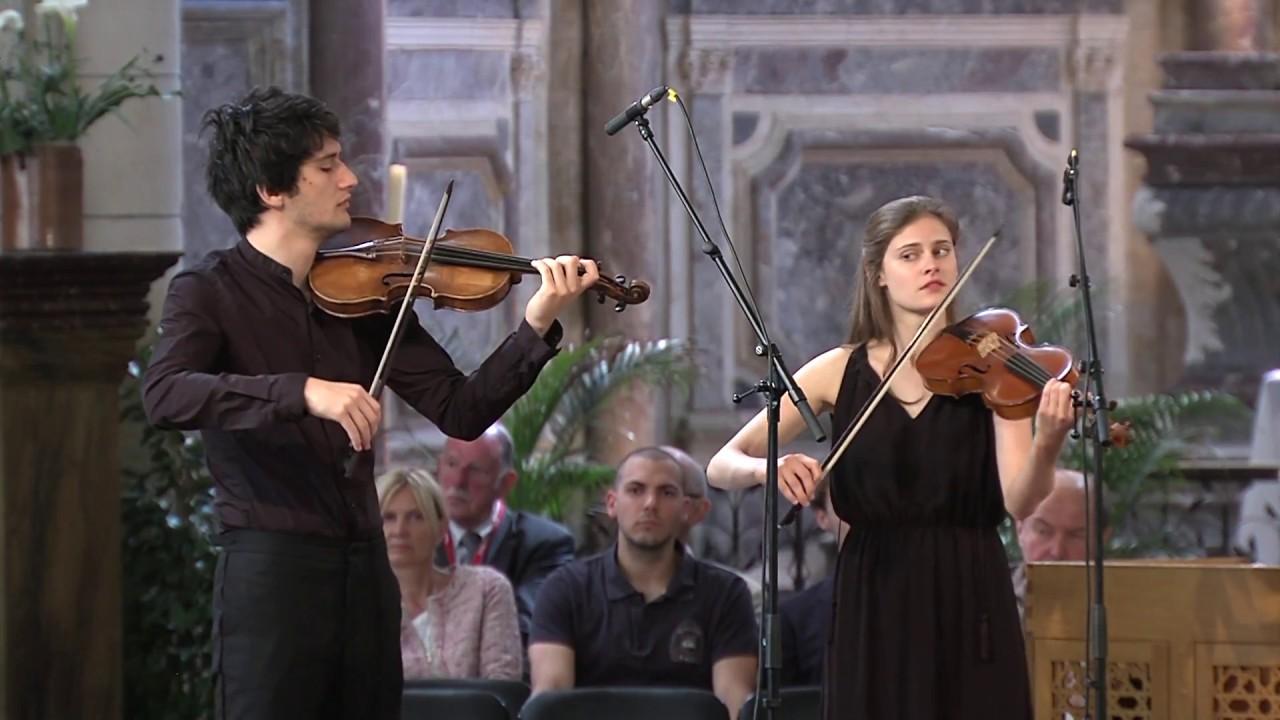 LE CONSORT // Dandrieu, Sonate en trio in g minor op 1 n°3