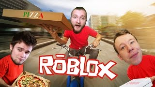 Roblox in Polish-I LOST my HANDS FOR PIZZA! -Work At a Pizza Place/Plaga/Bladii | | Diabeuu