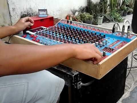 Seting mixer rakitan