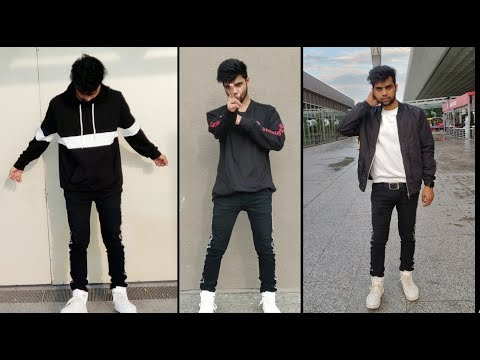 Winter Clothes For Men's   Jacket & Hoodie  SHEIN HAUL   ONLINE SHOP