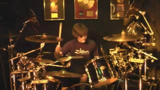 Black Sabbath Supernaut Live Drum Tribute (HD)
