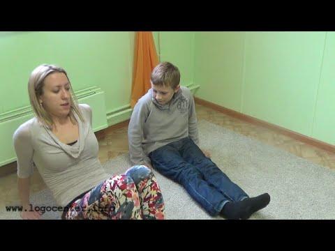 Занятие нейропсихолога с ребенком 10 лет