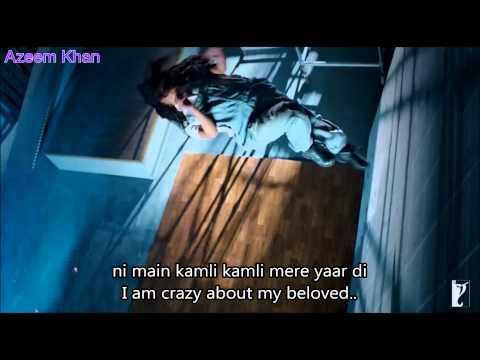 Kamli Hindi English Subtitles Song Promo   Dhoom 3 Exclusive