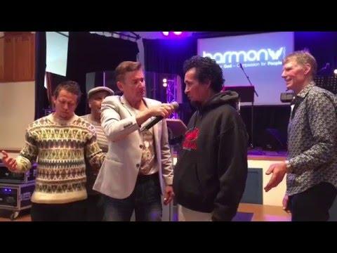 Motor Neurone Disease Healing - John Mellor Miracles in Jesus' Name