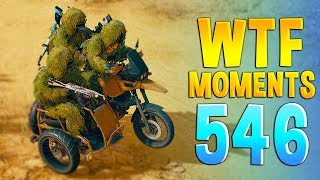 PUBG Daily Funny WTF Moments Highlights Ep 546