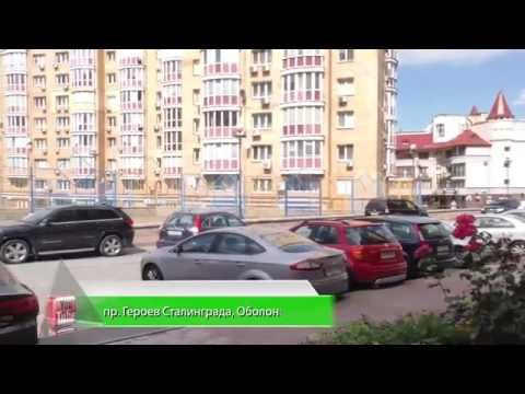 Аренда 3-х комн квартиры на Оболони в ЖК Оазис, Героев Сталинграда 8. Без комиссии!