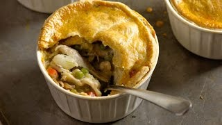Chicken Pot Pies - Recipe