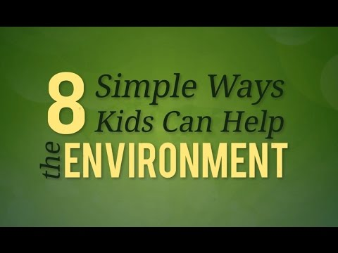 Essay on environment for kids