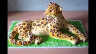 Шикарные и необычные торты / Elegant and unusual cakes