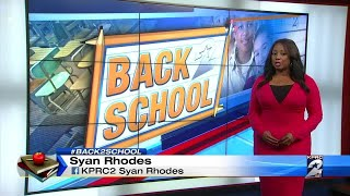 Students Return to School Monday
