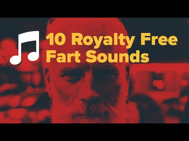 10 Royalty Free Simulated Fart Sounds - Fart Sound Effects