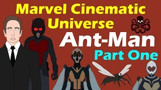 MCU: Ant-Man (Part 1 of 2- No Spoilers for AMatW)