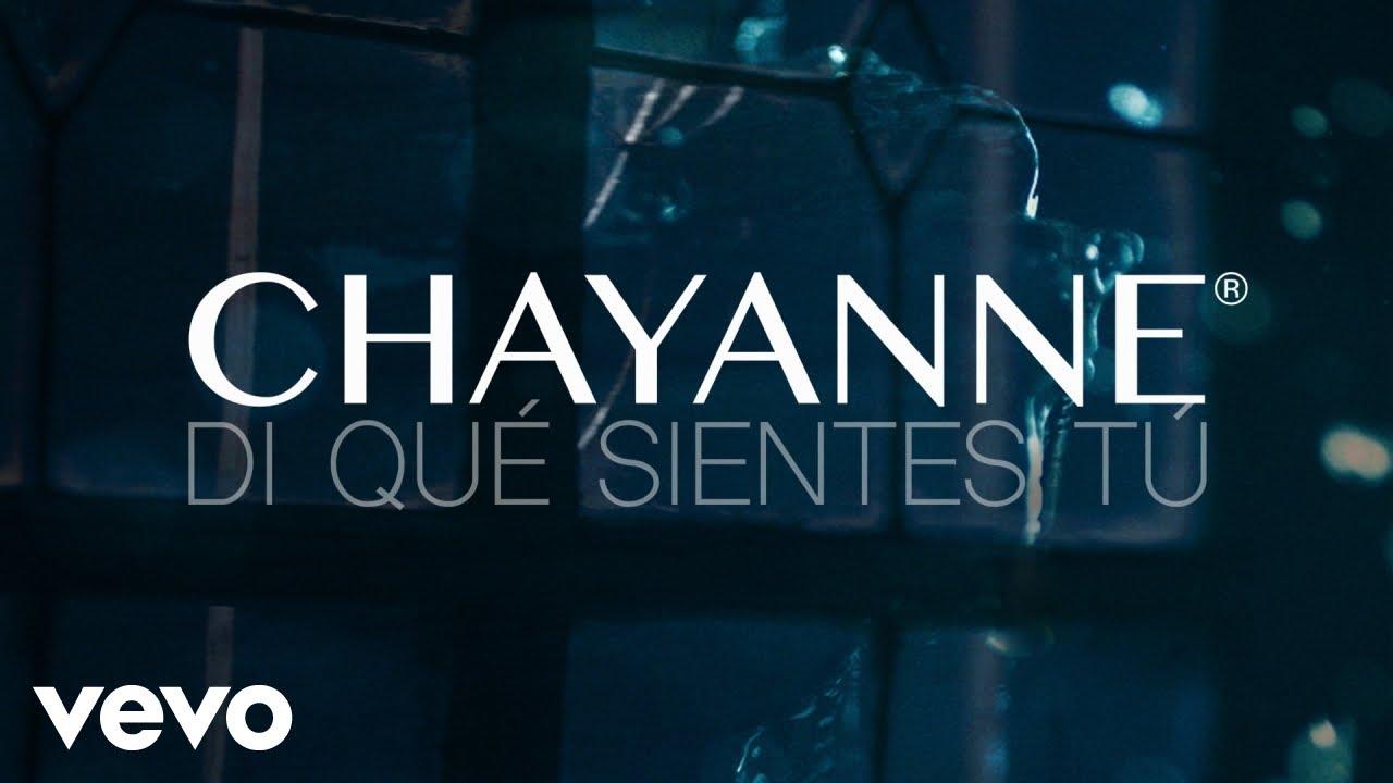Chayanne - Di Qué Sientes Tú (Audio) #1