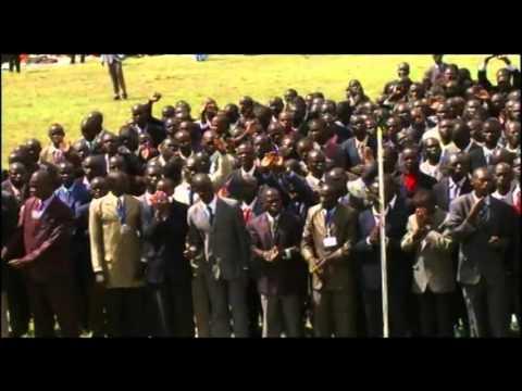 GRAND MEGA SUPER MASSIVE ELDORET WORSHIP 2015 VIDEO 5