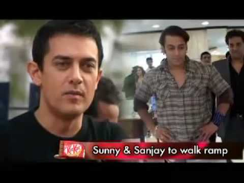 Aamir Khan does it for Salman!