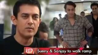 Aamir Khan does it for Salman!