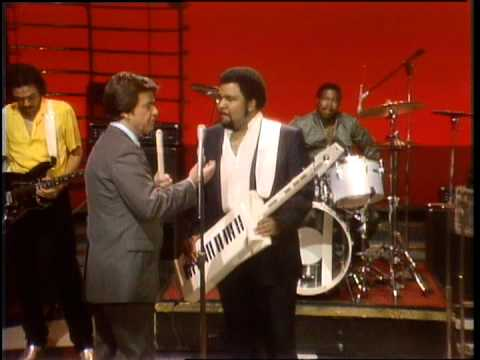 Dick Clark Interviews George Duke - American Bandstand 1982