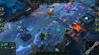 lol thresh. if i miss a hook, the video ends
