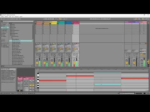 Ableton Live: Como hacer un Track de Música Electrónica [Parte 1]