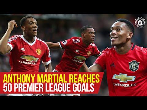 Stories of 19/20: Tony Martial scores again! | 50 Premier League Goals | Manchester United