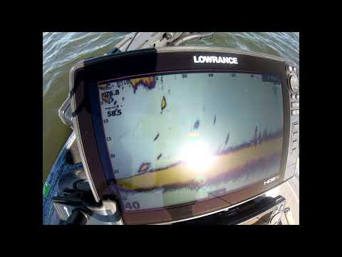 Lowrance Live Sight Settings & Showing You How To Catch Fish Using It.