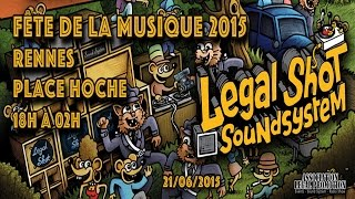 Dub Me Crazy Radio Show 144 by Legal Shot 19 MAI 2015