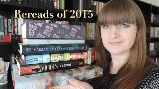 Books I Reread in 2015