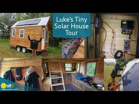 Luke  Builds A House