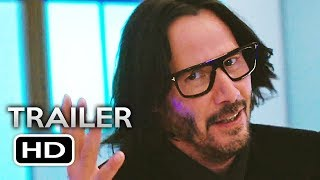 ALWAYS BE MY MAYBE Official Trailer (2019) Keanu Reeves, Ali Wong Netflix Comedy Movie HD